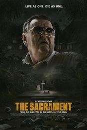 Affiche The Sacrament