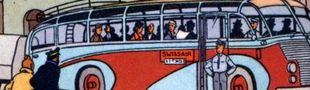 Cover Ces gens qu'on retrouve quand on voyage avec le tram / bus / métro