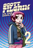 Couverture Scott Pilgrim vs. The World - Scott Pilgrim, tome 2