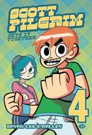 Couverture Scott Pilgrim Gets It Together - Scott Pilgrim, tome 4