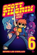 Couverture Scott Pilgrim's Finest Hour - Scott Pilgrim, tome 6