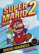 Jaquette Super Mario Bros. 2