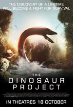 Affiche The Dinosaur Project