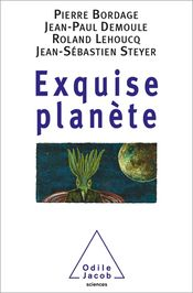 Couverture Exquise planète