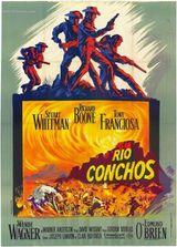 Affiche Rio Conchos