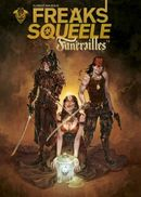 Couverture Pain in Black – Freaks' Squeele : Funérailles, tome 2