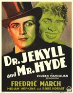 Affiche Docteur Jekyll et Mr. Hyde