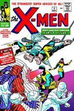 Couverture The X-Men Omnibus, Volume 1