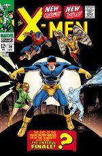 Couverture The X-Men Omnibus, Volume 2