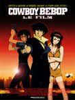 Affiche Cowboy Bebop, le film