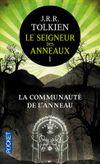 Couverture Le Seigneur des Anneaux : La Communauté de l'anneau