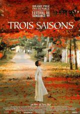 Affiche Trois Saisons