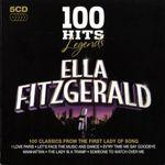Pochette 100 Hits Legends: Ella Fitzgerald