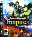 Jaquette Dynasty Warriors 6 : Empires