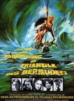 Affiche Dans les Profondeurs du Triangle des Bermudes
