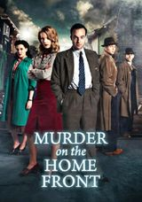 Affiche Murder on the Home Front