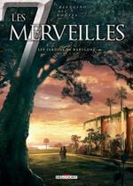 Couverture Les Jardins de Babylone - Les 7 Merveilles, tome 2