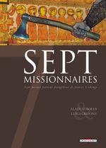 Couverture Sept Missionnaires
