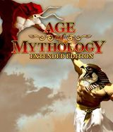 Jaquette Age of Mythology : Extended Edition