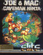 Jaquette Joe & Mac : Caveman Ninja