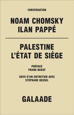 Couverture Palestine, l'état de siège