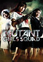 Affiche Mutant Girl Squad
