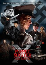 Affiche Puppet Master X : Axis Rising