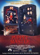 Affiche Puppet Master