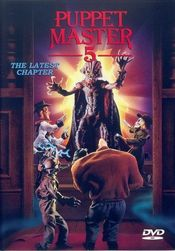 Affiche Puppet Master V : The Final Chapter
