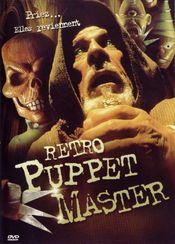 Affiche Puppet Master VII : Retro Puppet Master