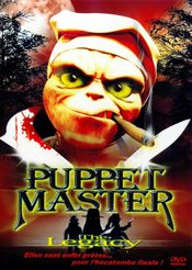 Affiche Puppet Master VIII : The Legacy