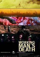 Affiche La Mort du travailleur