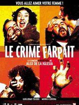 Affiche Le Crime farpait