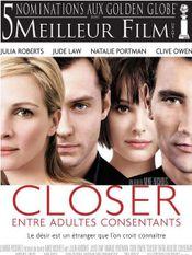 Affiche Closer - Entre adultes consentants