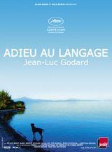Affiche Adieu au langage