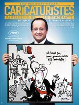 Affiche Caricaturistes, fantassins de la démocratie