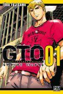 Couverture GTO Shonan 14 Days