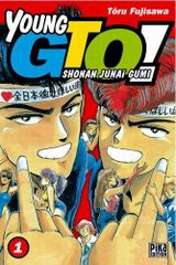 Couverture Young GTO