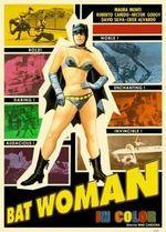 Affiche The Batwoman