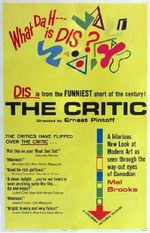 Affiche The Critic