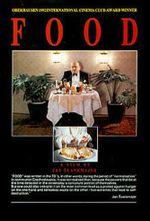 Affiche Nourriture
