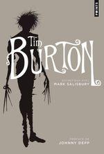 Couverture Tim Burton : entretien avec Mark Salisbury