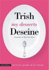 Couverture My desserts