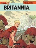 Couverture Britannia - Alix, tome 33