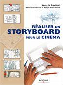 Couverture Réaliser un storyboard pour le cinéma