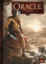 Couverture L'Esclave - Oracle, tome 2
