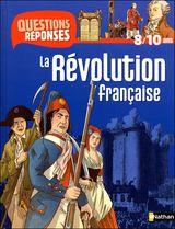 Couverture La Révolution française