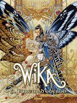 Couverture Wika et la fureur d'Obéron - Wika, tome 1