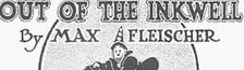 Cover Fleischer (1919-1929) Out of the Inkwell