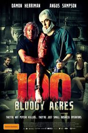 Affiche 100 Bloody Acres
